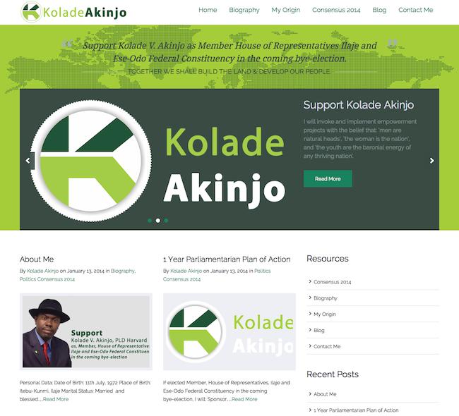 Kolade Akinjo
