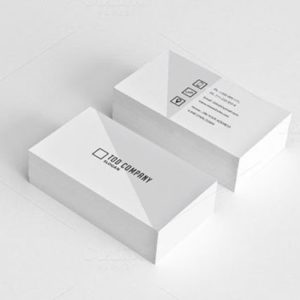 uncoated-business-cards